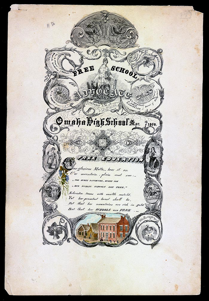 Free School Advocate, April 1890