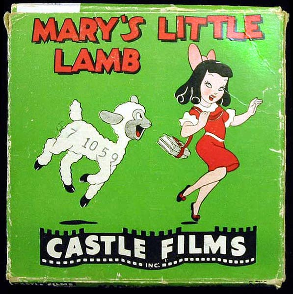 Mary's Little Lamb Game