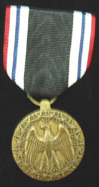 Sterling's Prisoner of War Medal