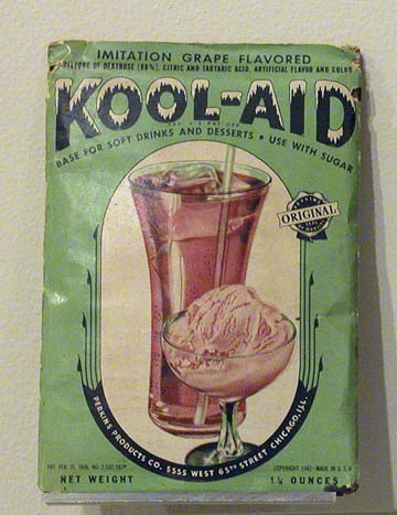 Kool-Aid, Perkins Products, Nebraska Source: Nebraska State Historical Society Permanent Collection