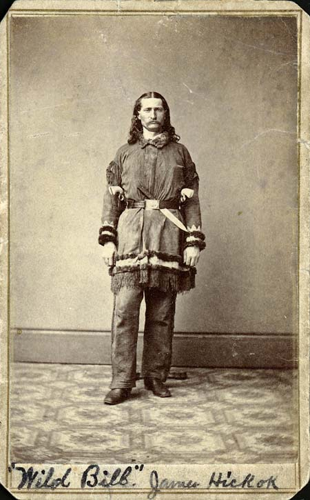 "James Butler ""Wild Bill"" Hickok (RG2603.PH-6)"