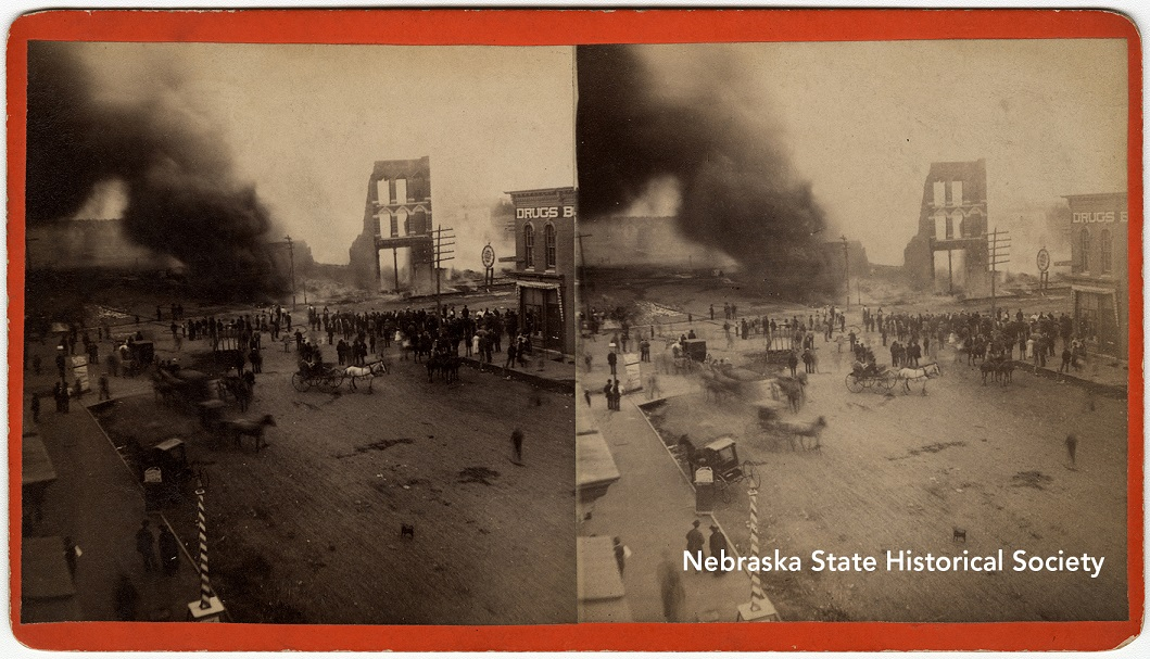 Photography History Nebraska