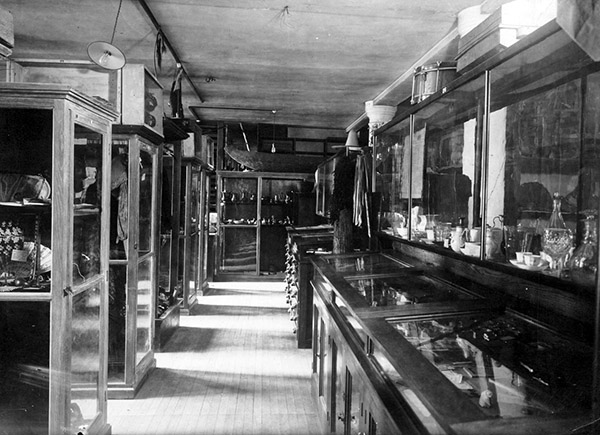 NSHS Museum in 1917