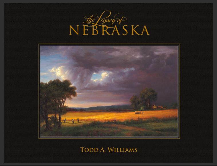Legacy of Nebraska: Paintings by Todd Williams