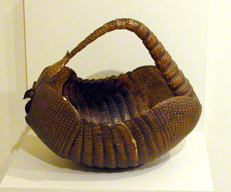 Armadillo Basket  Source: Emil Dahl, Lincoln, 5006