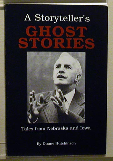 A Storyteller's Ghost Stories cover