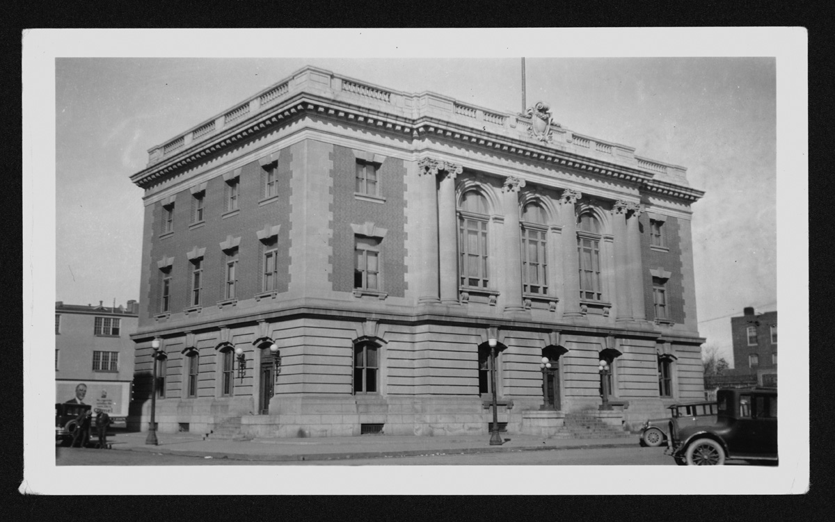 Image of the U.S. Post Office and Federal Courthouse, Hastings, Nebraska.