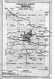 Steam Wagon Road through Lancaster County, 193-