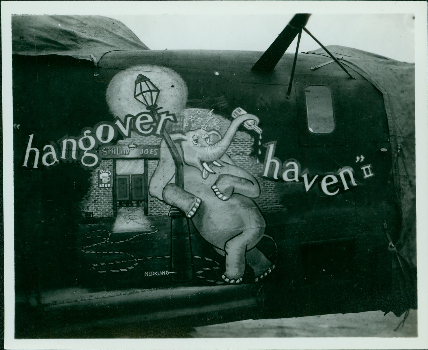 The Hangover Haven II [RG5841-3-4]