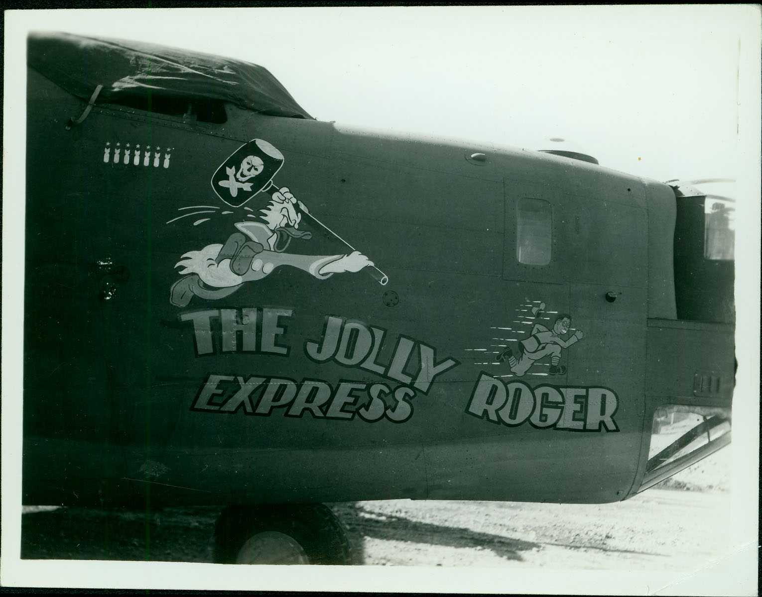 Jolly Roger Express (serial number: 42-109996) [RG5841-3-62]