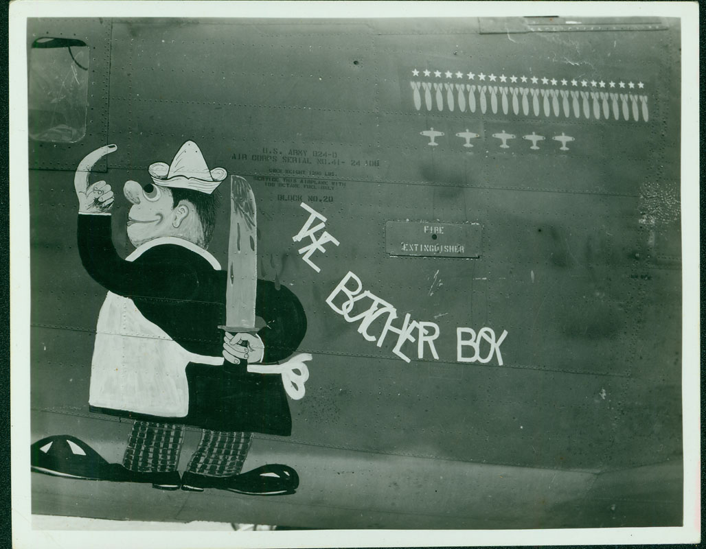 The Butcher Boy (serial number: 41-24108) [RG5841-3-9]