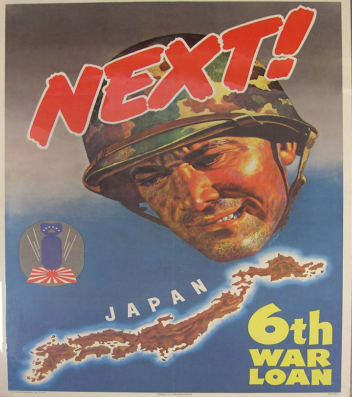 Next! WWII poster [4541-526]