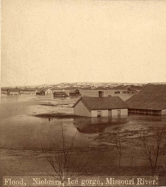 Missouri River food at Niobrara, 1881 (RG2118.PH5-14)