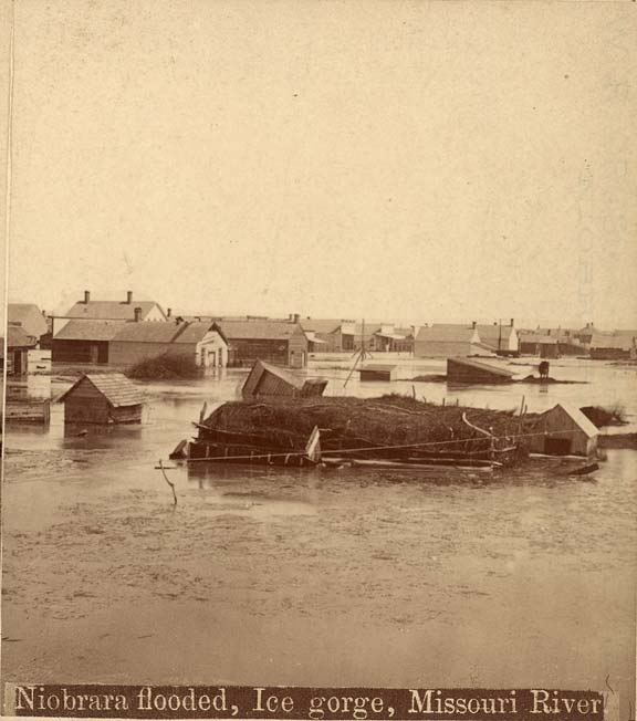 Missouri River food at Niobrara, 1881 (RG2118.PH5-15)