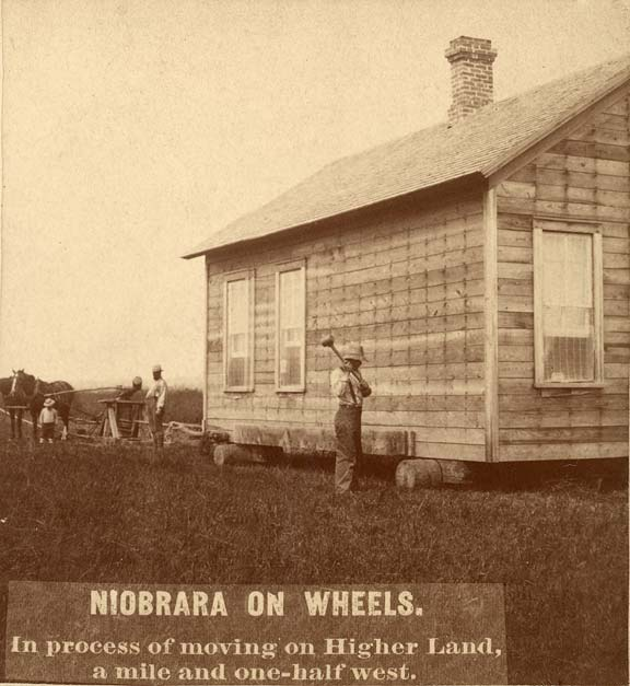 Niobrara on Wheels, 1881 (RG2118.PH5-19)