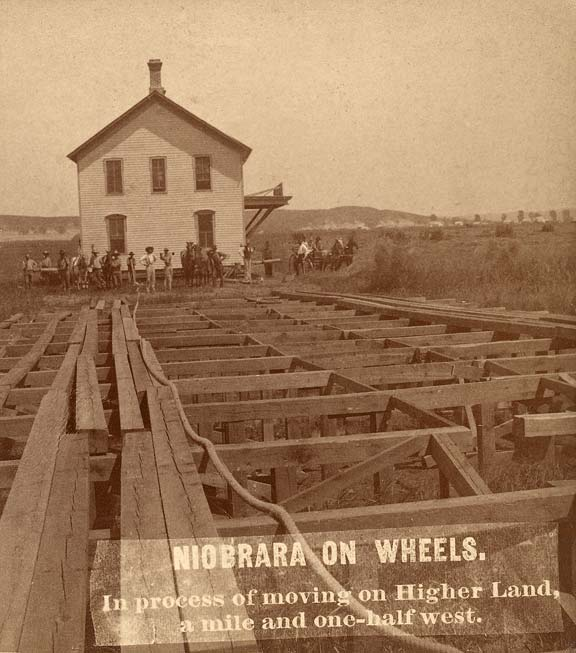 Niobrara on Wheels, 1881 (RG2118.PH5-20)