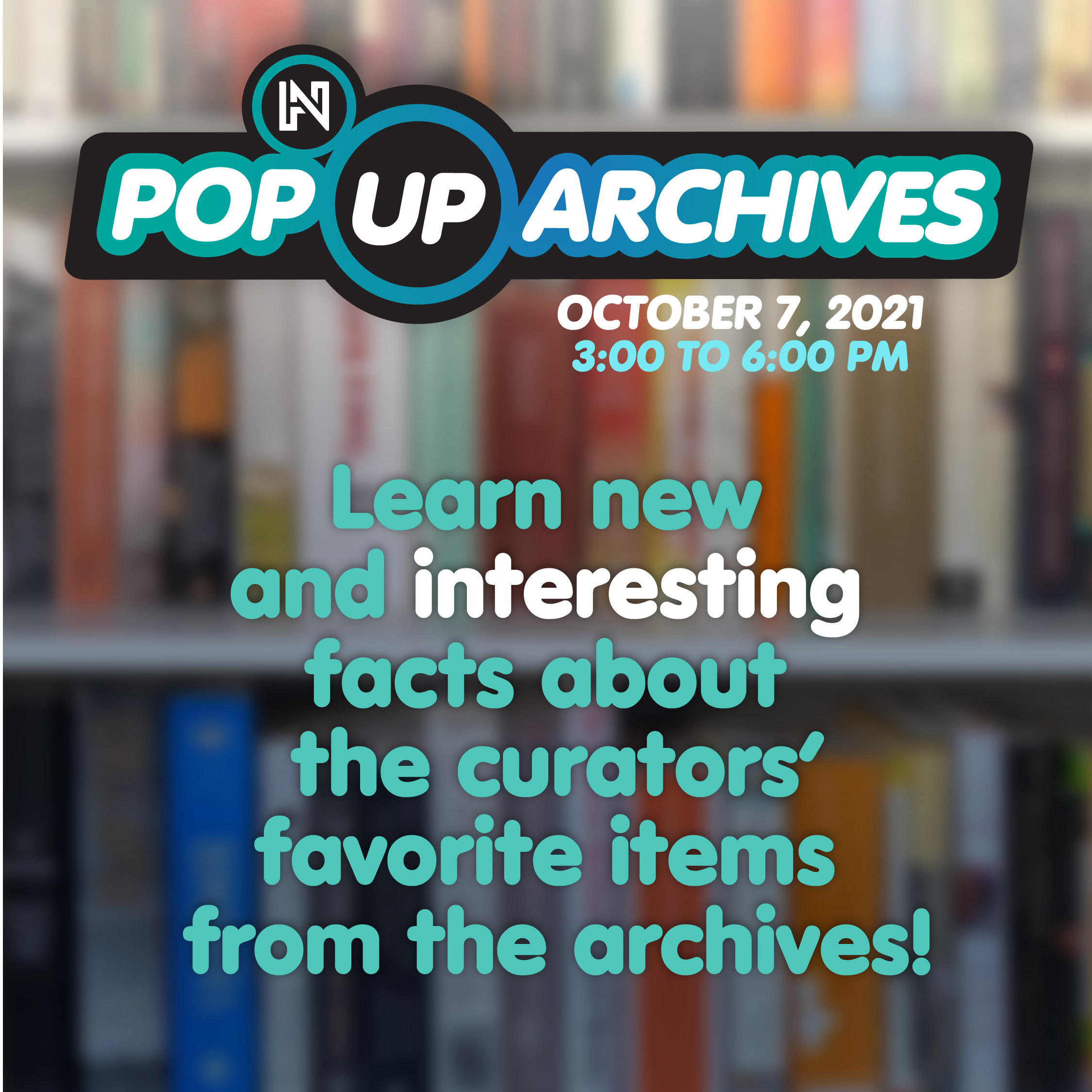 PopUp Archives Event