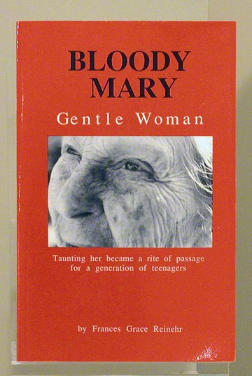 Bloody Mary book cover