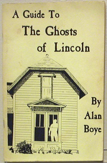 A Guide to the Ghost of Lincoln cover