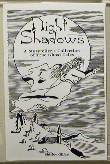 Night Shadows: A Storyteller's Collection of True Ghost Tales cover