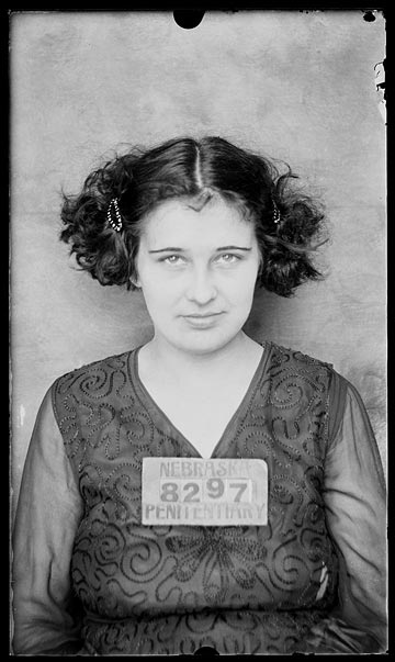 Ruby Fox Mugshot