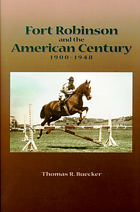 Book Cover: Fort Ronbinson and the American Century