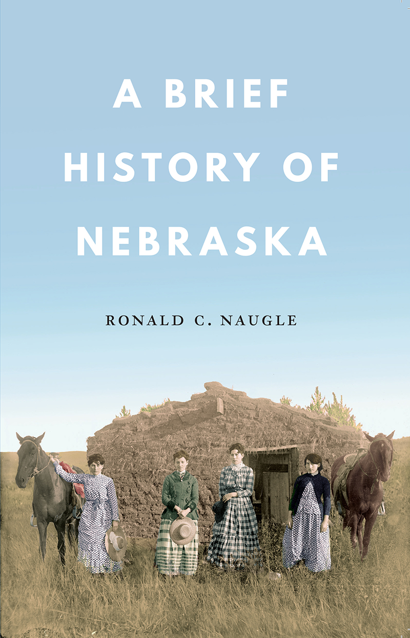 A Brief History of Nebraska cover