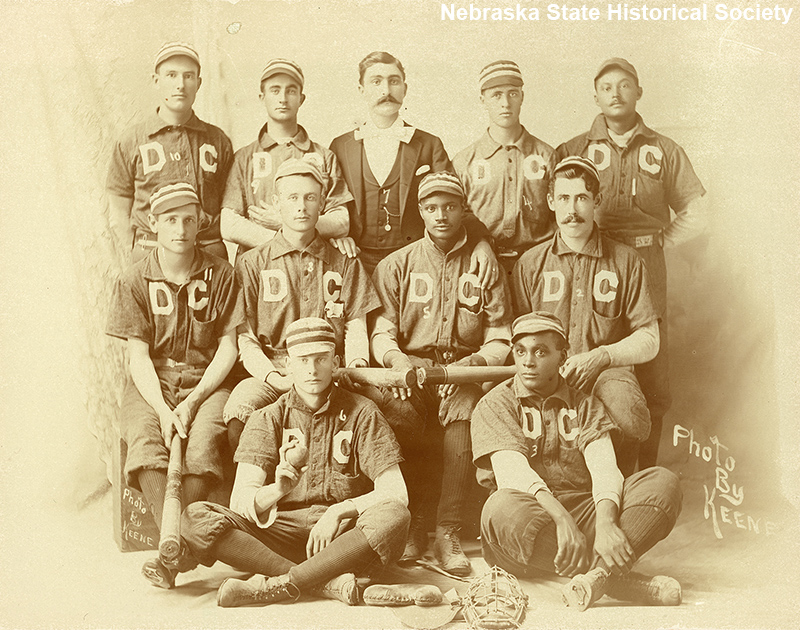 1894 baseball team portrait