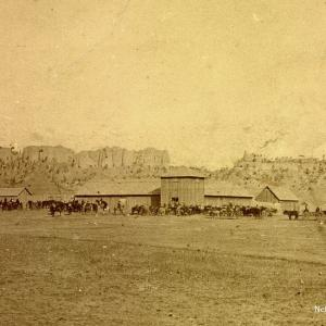 Flashback Friday The Flagpole Affair At Red Cloud Agency 1874