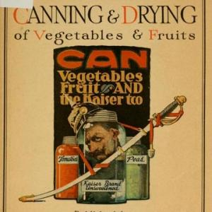 Home Canning and Drying publication cover