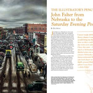 Essay written by Deb Arenz appears in the Spring 2012 issue of Nebraska History Magazine.