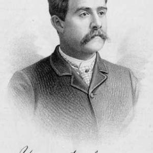 H. A. Brainerd. From Portrait and Biographical Album of Lancaster County, Nebraska (1888).