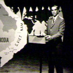 """Still image from KMTV's special, """"Vietnam: The Fight for the Land."""""""