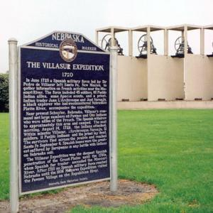 Villasur Expedition Historical Marker