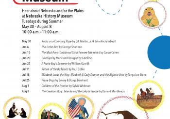 Hour at the Museum schedule