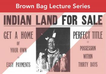 Brown Bag Lecture poster