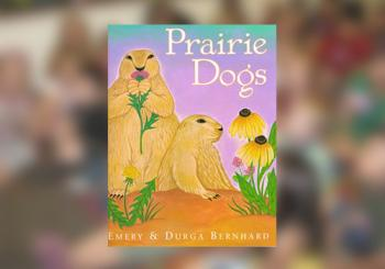 Prairie Dogs by Emery & Durga Bernhard