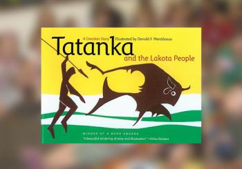 The Creation Story: Tatanka and the Lakota People by Donald Montileaux