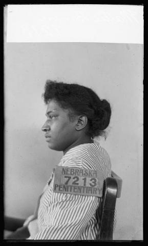 Mattie Brown Mugshot