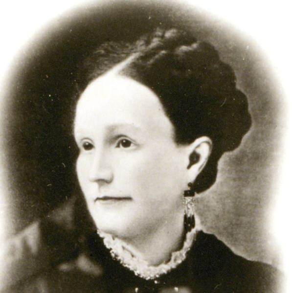 Portrait of Mary Lucretia Creighton
