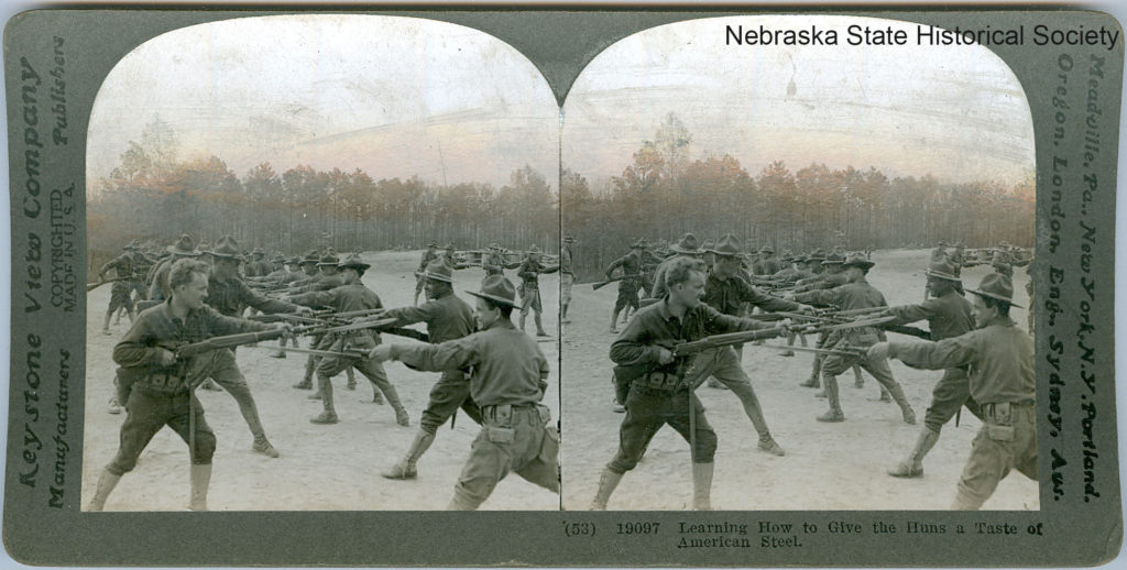 Flashback Friday: How Hall County WWI Doughboys Communicated